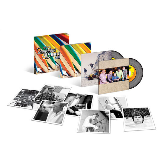 The Beach Boys - Fifty Big Ones: Greatest Hits - CD