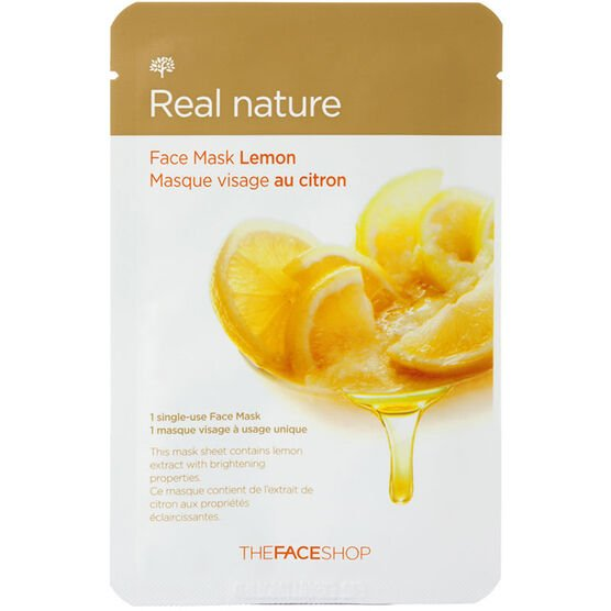 Real Nature Face Mask -Blueberry - 20g