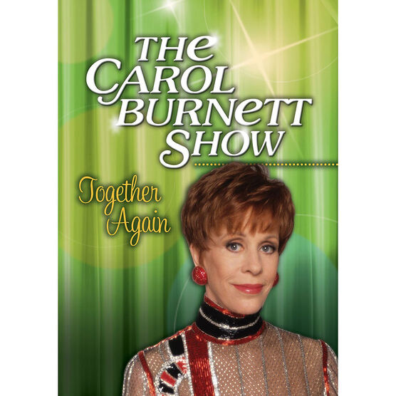 The Carol Burnett Show: Together Again - DVD