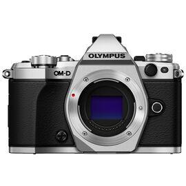 Olympus E-M5 MKII Body 16MP - Silver - V207040SU000