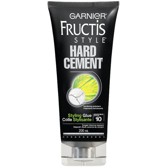 Garnier Fructis Style Hard Cement Styling Glue - 200ml