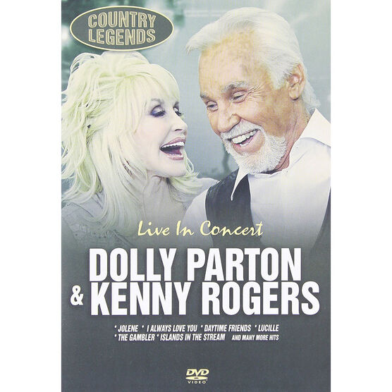 Dolly Parton and Kenny Rogers - DVD