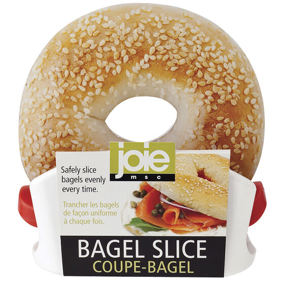 MSC Joie Bagel Slicer - White