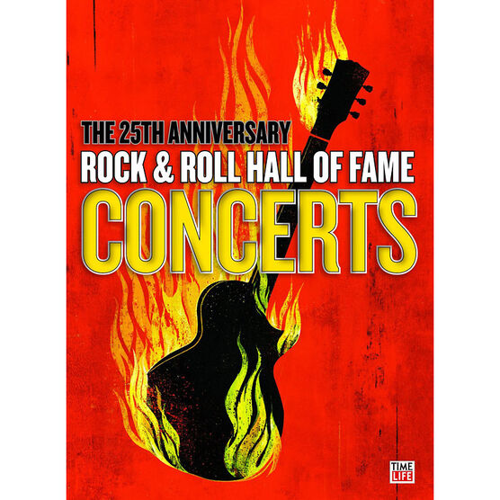 The 25th Anniversary Rock & Roll Hall of Fame Concerts - DVD