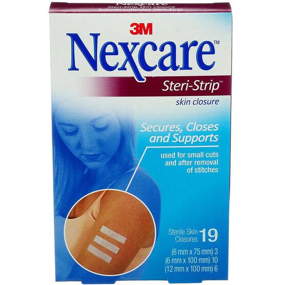 3M Nexcare Steri-strip - 19's