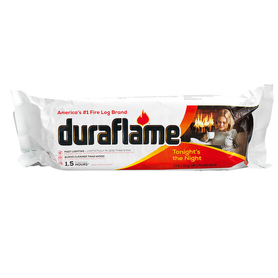 Duraflame Firelog - 2.5lbs - Single