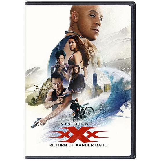 xXx: Return of Xander Cage - DVD