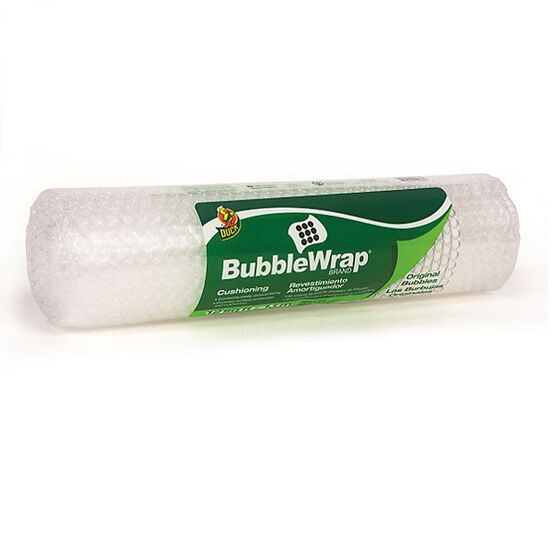 Duck Bubble Wrap - 16Inch x 9 feet