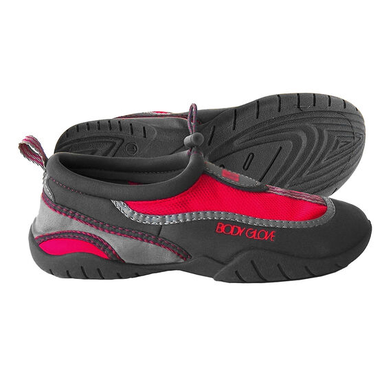 Body Glove Riptide III Aqua Shoe - Women's 6-10 - Black/Pink - RIPIII13-W-BKPK-5-10 - Assorted