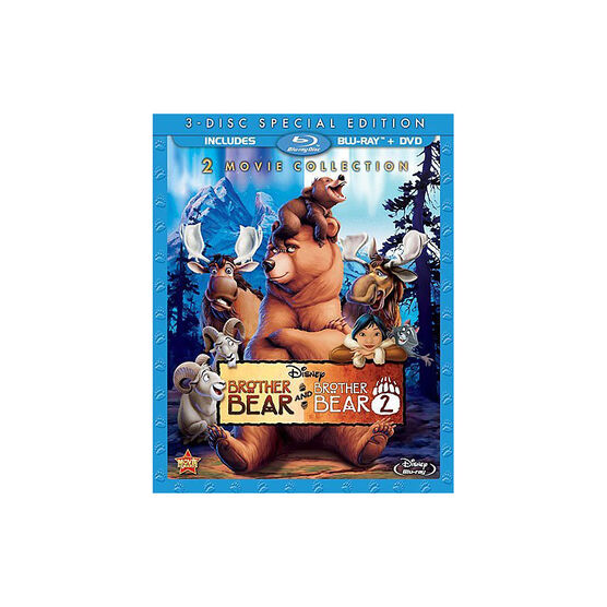 Brother Bear Brother Bear 2 - Blu-ray + DVD