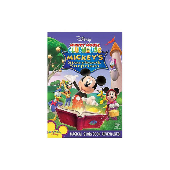 Mickey's Storybook Surprises - DVD