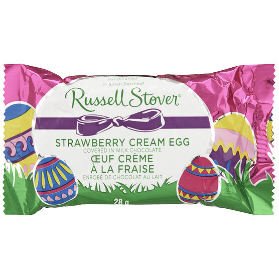 Russell Stover Strawberry Cream Egg - 28g
