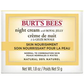 Burt's Bees Skin Nourishment Night Cream - 51g