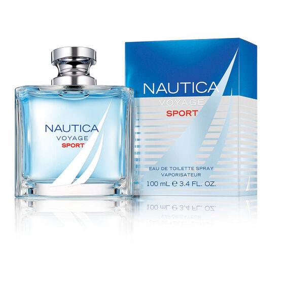 Nautica Voyage Sport Eau de Toilette Spray- 100ml