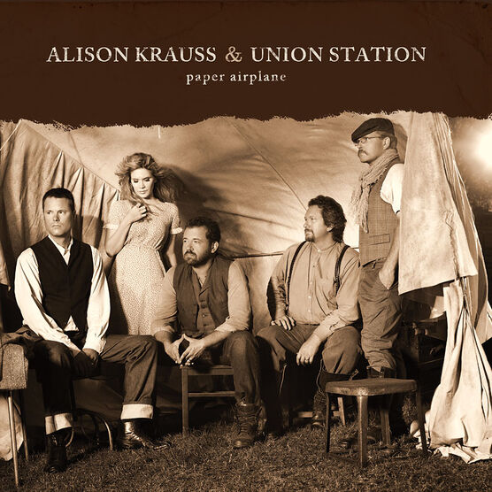 Alison Krause & Union Station - Paper Airplane - CD