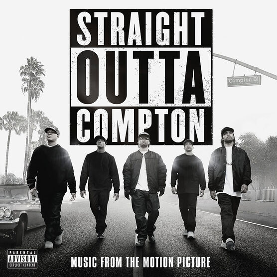 Soundtrack - Straight Outta Compton - CD
