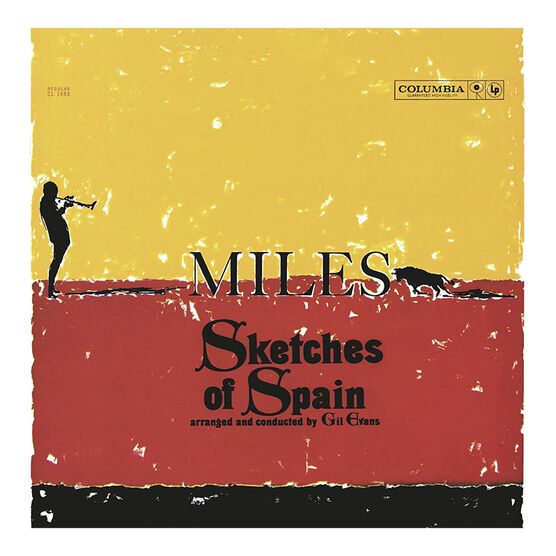 Miles Davis - Sketches of Spain - Vinyl