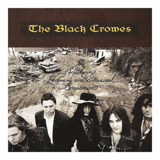 The Black Crowes - The Southern Harmony and Musical Companion - Vinyl