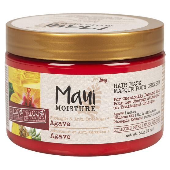 Maui Moisture Strength & Anti-Breakage + Rich Honey Mask - 340g