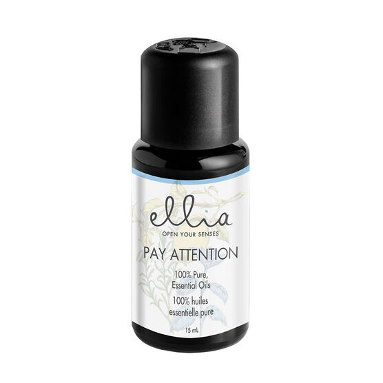 Ellia Essential Oil - Pay Attention - 15ml