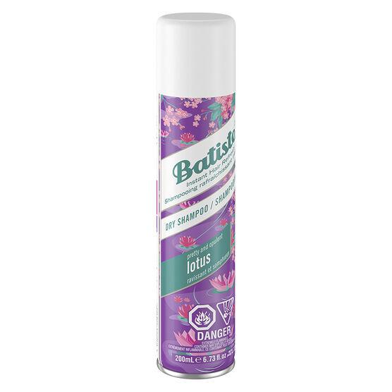 Batiste Dry Shampoo - Lotus - 200ml
