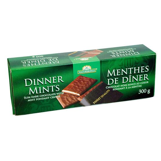 Waterbridge Dinner Mints - 300g