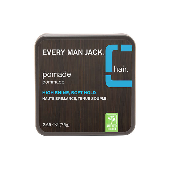 Every Man Jack Pomade - Soft Hold - 75g