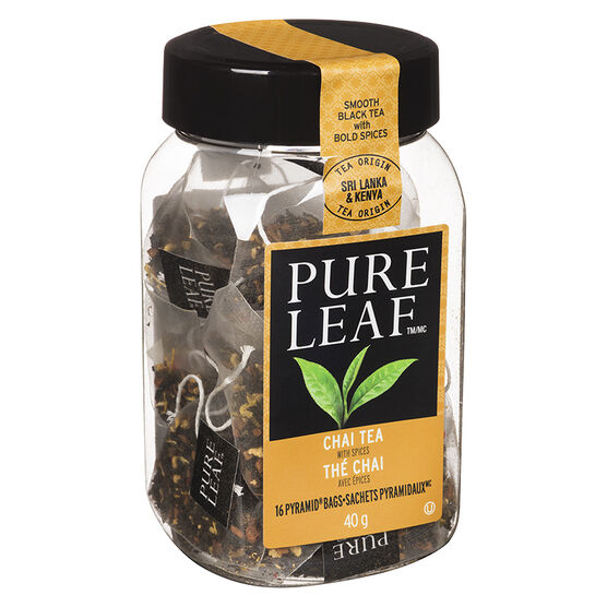 Pure Leaf Tea - Chai Tea - 16's