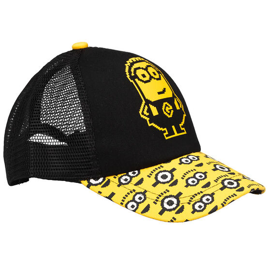 Minions Baseball Cap - Assorted - 4-6x