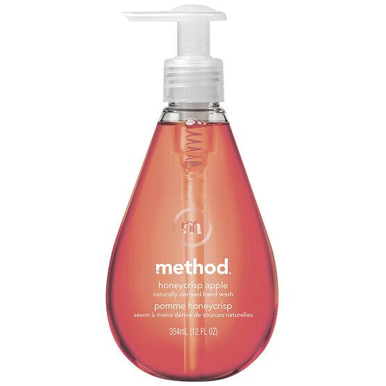 Method Gel Hand Wash - Honeycrisp Apple - 354ml