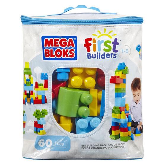 Mega Bloks First Builders - 60 Pieces