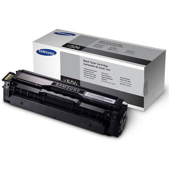 Samsung Toner - 2500 pages - Black - CLT-K504S/XAA