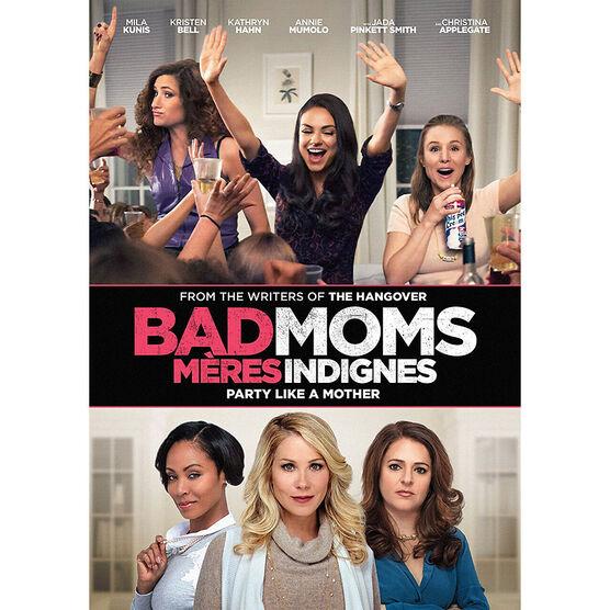 Bad Moms - DVD