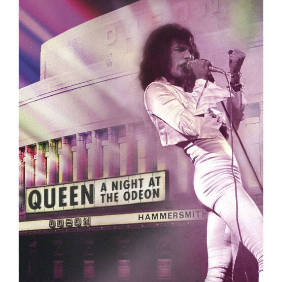 Queen: A Night At the Odeon - DVD
