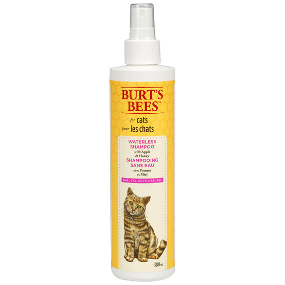 Burt's Bees Waterless Shampoo for Cats - 300ml