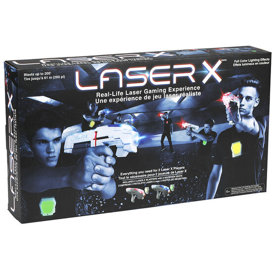 Laser X Double Set - 88016