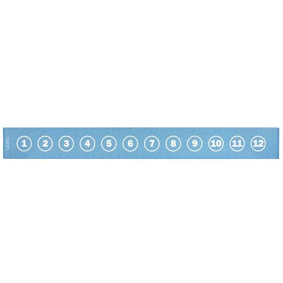 Want Ruler - Blue - 13 inches