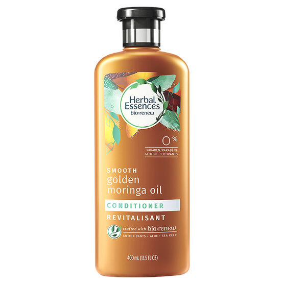 Herbal Essences bio:renew Smooth Golden Moringa Oil Conditioner - 400ml