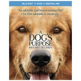 A Dog's Purpose - Blu-ray