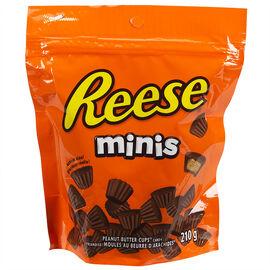 Reese Peanut Butter Cups Minis - 210g