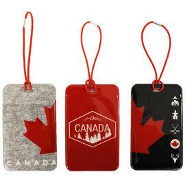 My Tagalongs Canadiana Luggage Tags - 54057