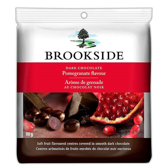 Brookside Chocolates - Pomegranate - 90g