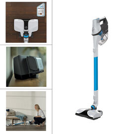 Hoover REACT Cordless Vacuum - Grey/Blue - BH53200CA