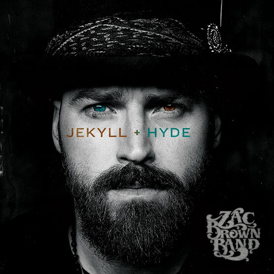 Zac Brown Band - JEKYLL + HYDE - CD