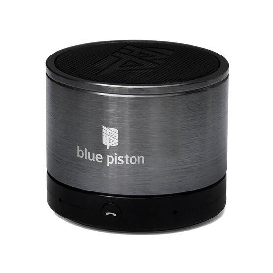 Logiix Blue Piston Wireless Bluetooth Speaker - Gunmetal - LGX10572
