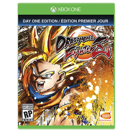Pre Order: Xbox One Dragon Ball FighterZ