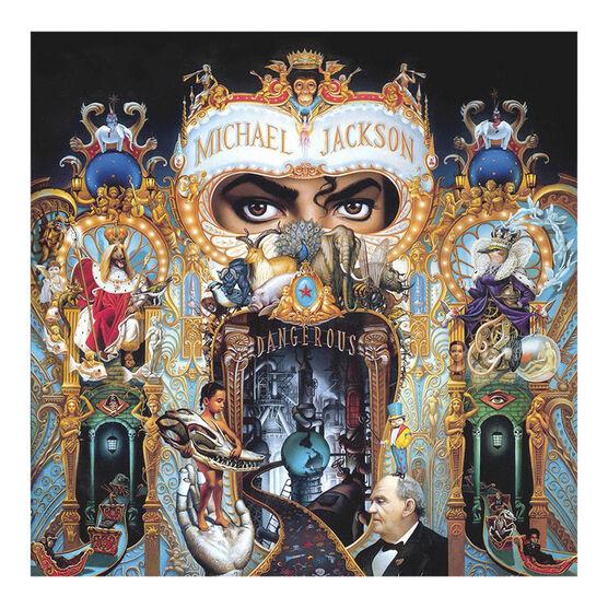 Michael Jackson - Dangerous (2015 Remaster) - Vinyl