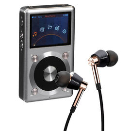 FiiO X3II Audio Player + 1More Triple Driver Earbud - PKG #34771