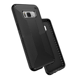 Speck Presidio Grip Case for Samsung Galaxy S8 Plus - Black - SPK902561050