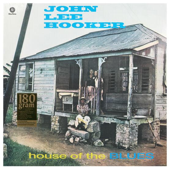 John Lee Hooker - House Of The Blues - Vinyl